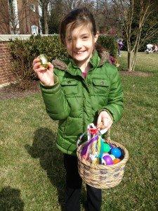 Finding the golden egg
