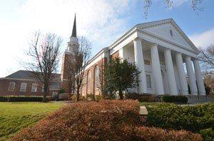 Second Presbyterian Church exterior photo