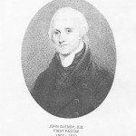 Portrait of John Glendy