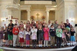 Photo of Second Presbyterian Children's Choir