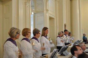 Second Presbyterian Handbell Choir