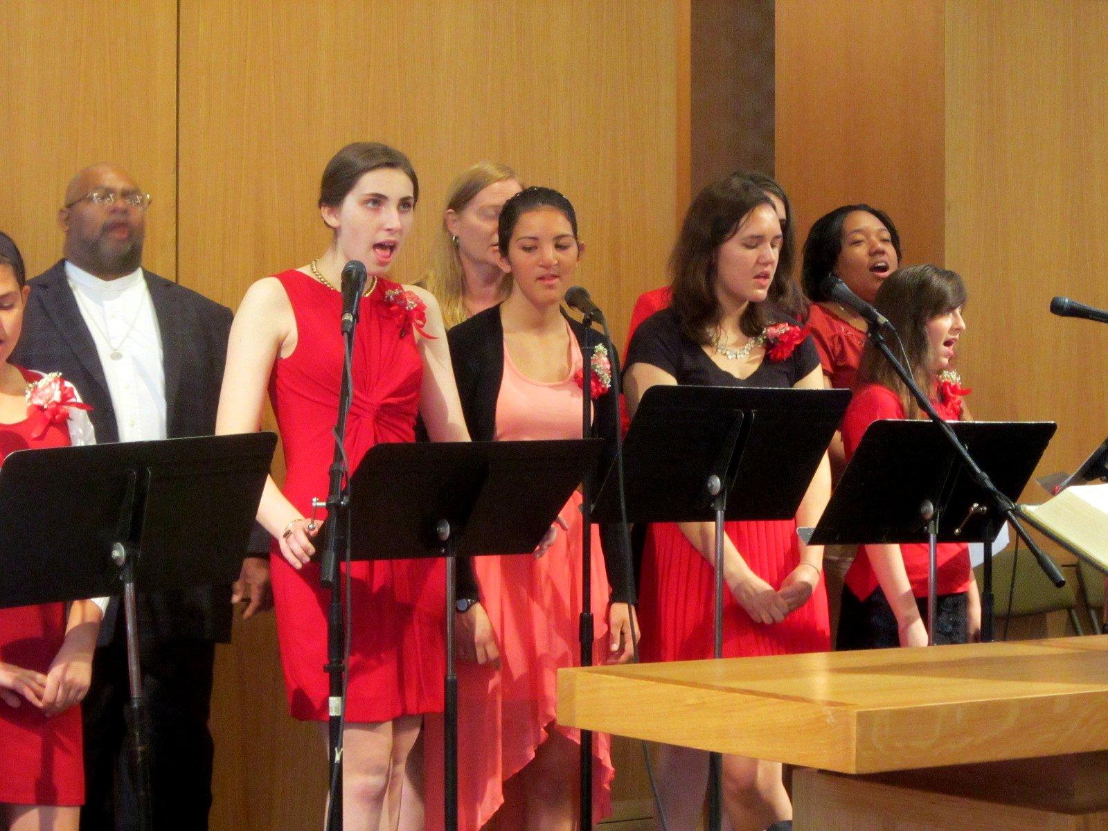 Youth-led worship for Pentecost