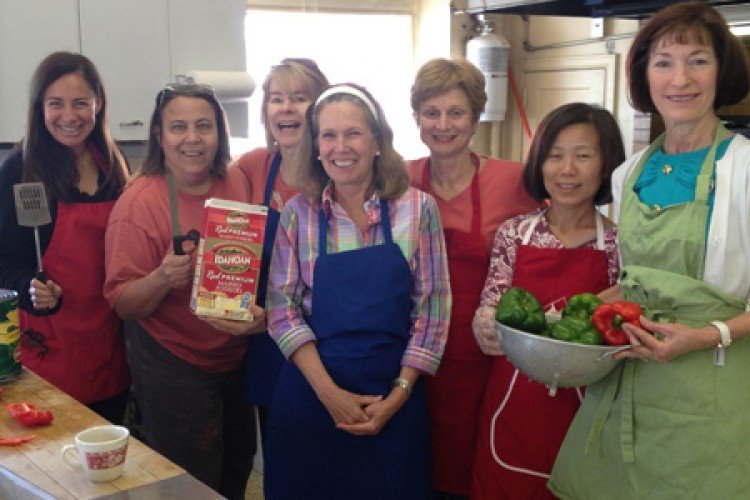 Helping Hands Cooks
