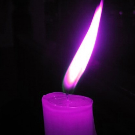 Single_Advent_Candle